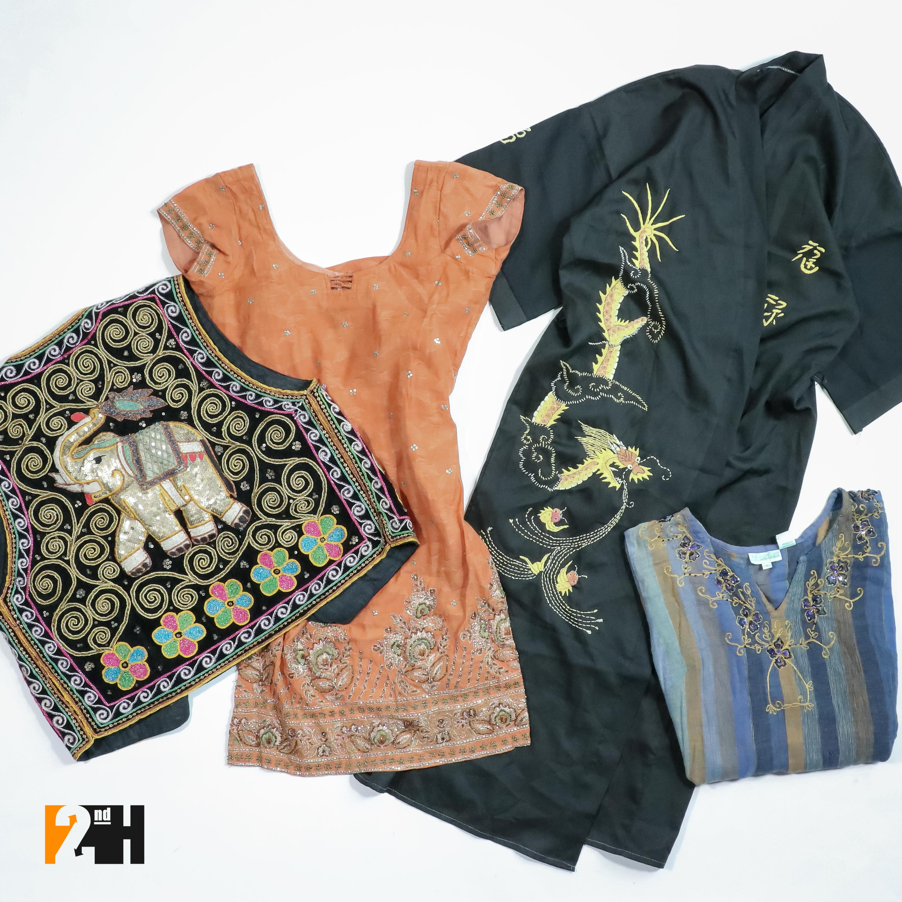 Vintage Ethnic Clothing 88